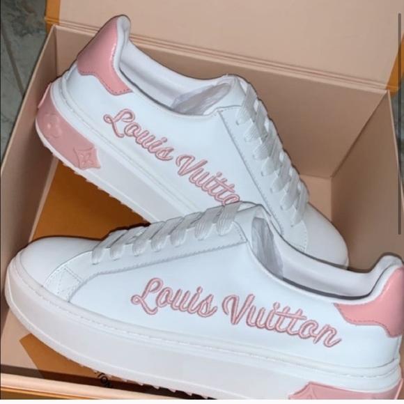 Louis Vuitton Shoes | On Time Platform